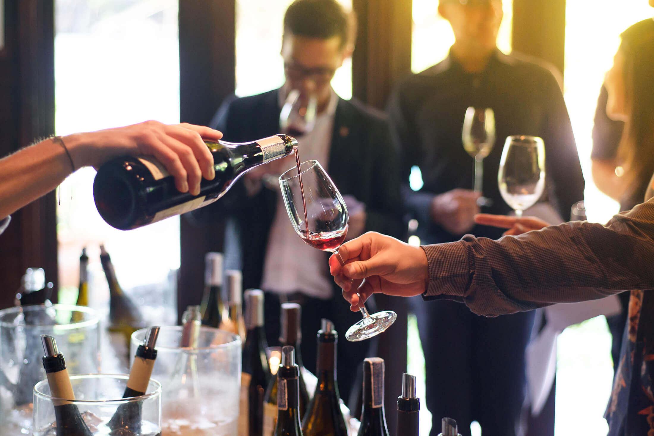 Мероприятие в Noble Wine